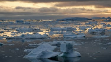 Greenland ice climate change