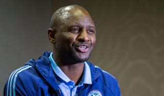 Patrick Vieira next Arsenal manager Wenger
