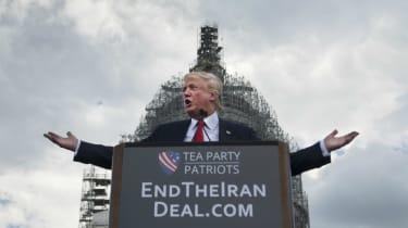 Donald Trump, Iran Deal