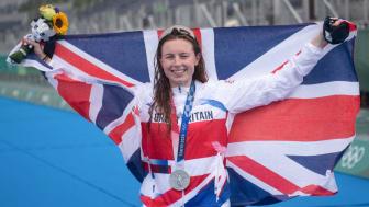Georgia Taylor-Brown Team GB triathlon