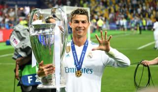 Real Madrid transfer news Cristiano Ronaldo Man Utd