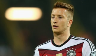 Germany winger Marco Reus