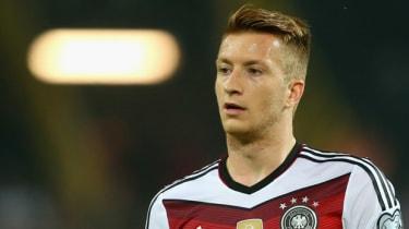 Germany winger Marco Reus