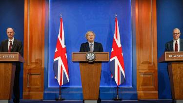 Downing Street press room