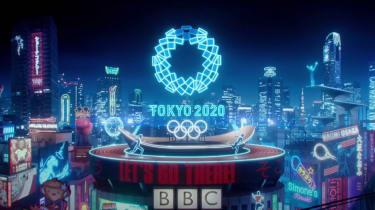BBC Tokyo Olympics trailer