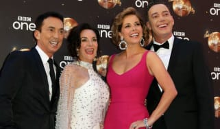 Craig Revel-Horwood, Darcey Bussell, Shirley Ballas and Bruno Tonioli