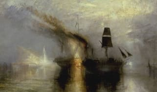 Peace -Burial at Sea, 1842