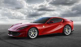 Ferrari 812 Super Fast