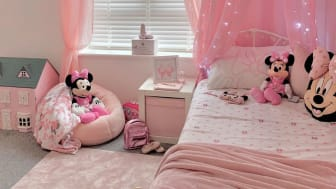 Minnie Mouse @perfectpinkhouse