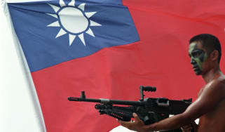 Taiwan fighter