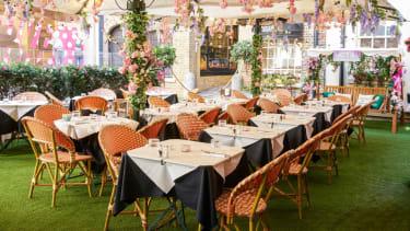 Hush Mayfair - London restaurant