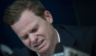 Steve Smith Australia ball tampering Bancroft Warner