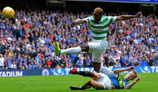 Moussa Dembele Celtic Manchester United