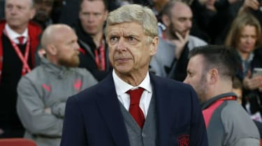 Arsene Wenger was manager of Arsenal from 1996 to 2018