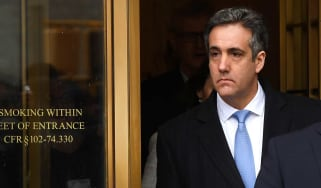 Donald Trump reportedly directed Michael Cohen to lie to Congress over Trump Tower Moscow