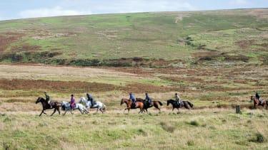 Discover Dartmoor on Horseback, Dartmoor National Park