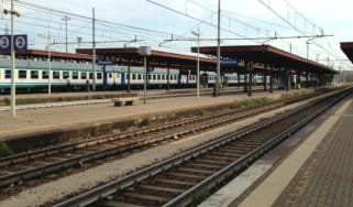 Piacenza train station