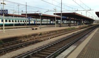 Piacenza train station