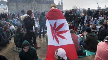 Canada has voted to legalise recreational marijuana