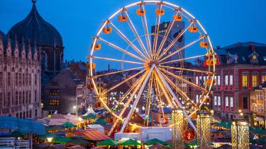 Ferris wheel, Liege