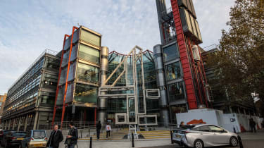 Channel 4's headquarters in Horseferry Road, London