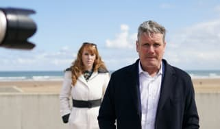 Keir Starmer and Angela Rayner