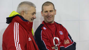 Warren Gatland and Stuart Lancaster are possible candidates for the England job