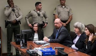 Parents plead not guilty to imprisoning torturing their 13 children for years