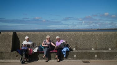A comfortable retirement is no longer a guarantee in the UK