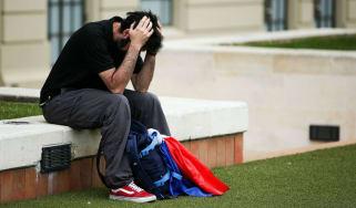 Suicide is the number one killer of British men under-40