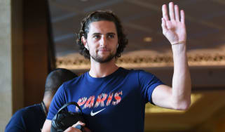 Paris Saint-Germain midfielder Adrien Rabiot is out of contract at the end of the season