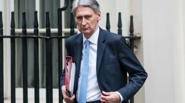 Philip Hammond austerity