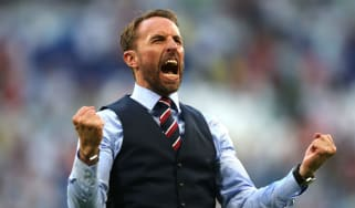 Gareth Southgate led England to the semi-finals of the 2018 Fifa World Cup in Russia