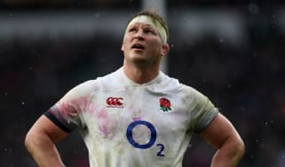 Co-captain Dylan Hartley has won 96 international caps for England