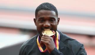 Justin Gatlin 100m doping investigation Telegraph