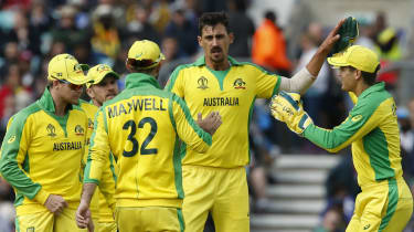 Bowler Mitchell Starc has been Australia's dangerman at the Cricket World Cup