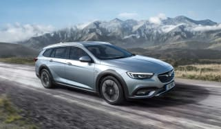 The Vauxhall Insignia Country Tourer