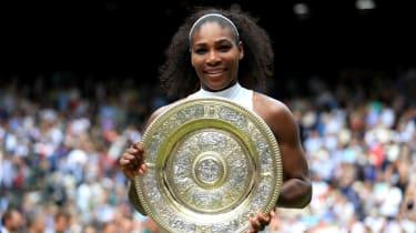 Serena Williams Wimbledon 2018 tennis