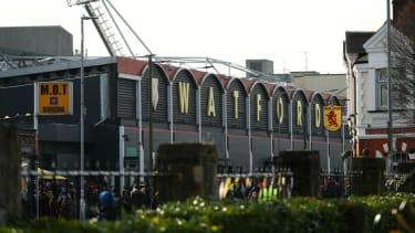 Premier League club Watford play their home games at Vicarage Road