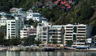 Foreign buyers have sent house prices soaring housing in Wellington