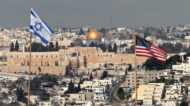 US recognition of Jerusalem as Israel's capital has ignited the region