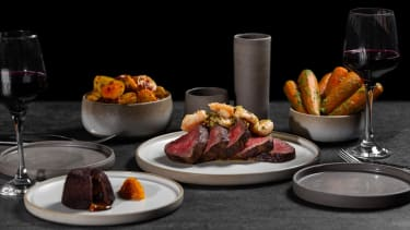 Home-X chateaubriand surf and turf edition