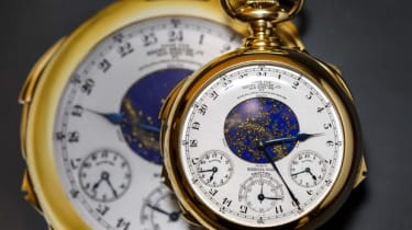 Pocket watch supercomplication Patek Philippe