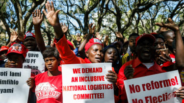 MDC march