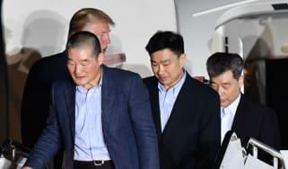 North Korean prisoners