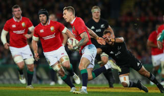 Liam Williams, New Zealand vs Lions