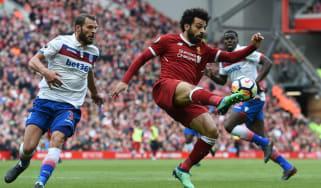 Mohamed Salah Liverpool transfer news Real Madrid