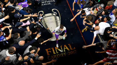 Gareth Bale Real Madrid Juventus Champions League final