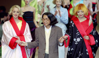 Japanese fashion designer Kenzo Takada has died at the age of 81