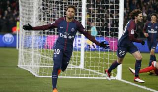 Neymar transfer news Man Utd Man City Barcelona Real Madrid